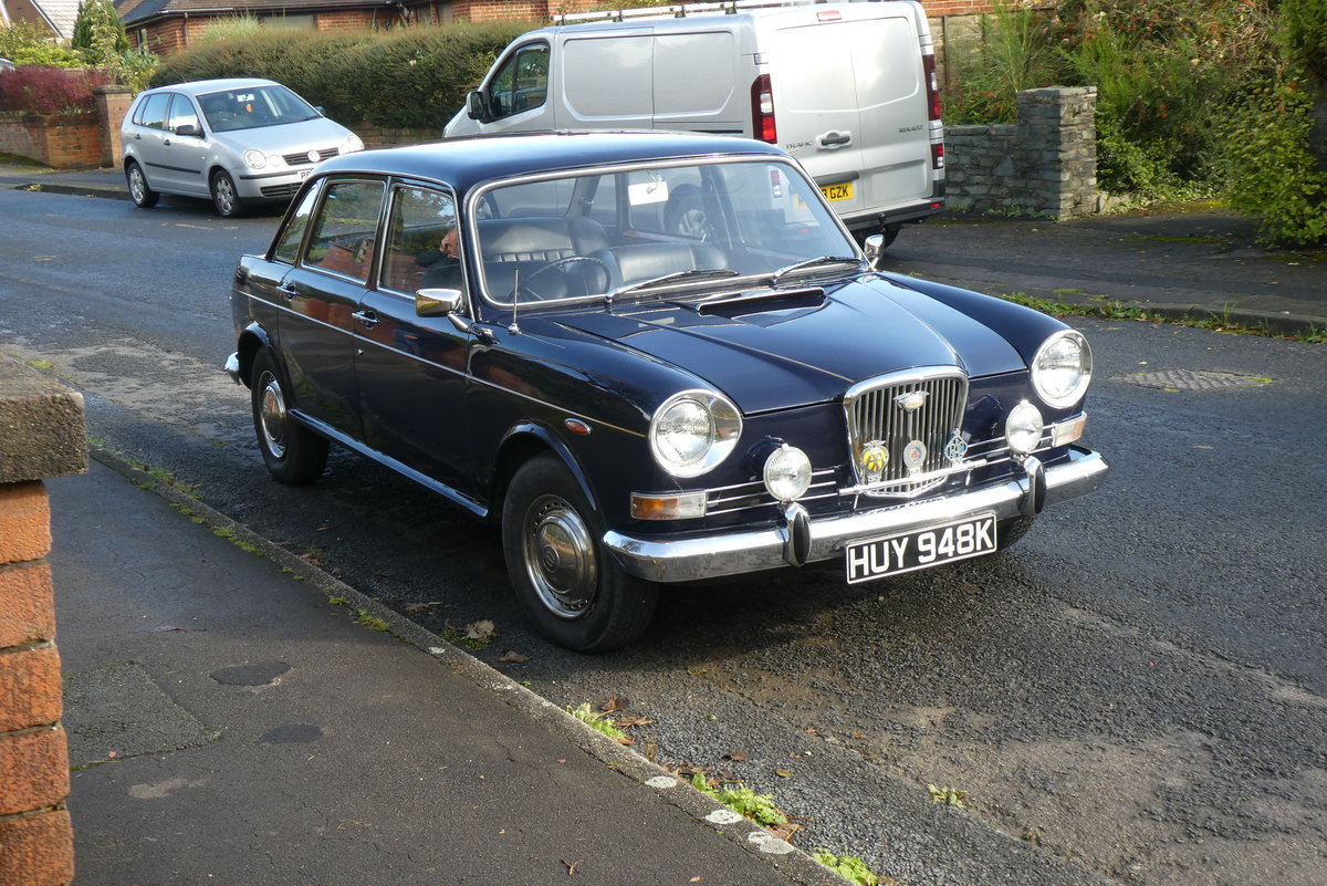1971 Wolseley 18 85 SOLD (picture 6 of 6)