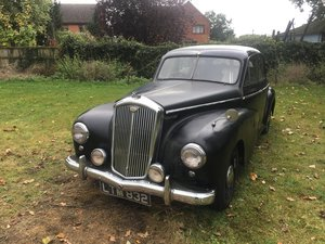 1953 WOLSELEY 680 + MANY SPARES SOLD