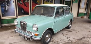 *NOVEMBER AUCTION* 1963 Wolseley Hornet