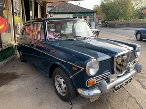 **REMAINS AVAILABLE** 1967 Wolseley 1100 For Sale by Auction