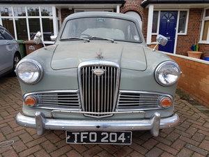 1962 Wolseley 1500 project