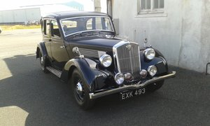 1938 Wolsely 14/56 For Sale