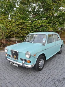 **NOVEMBER AUCTION** 1970 Wolseley 1300 MKII SOLD by Auction