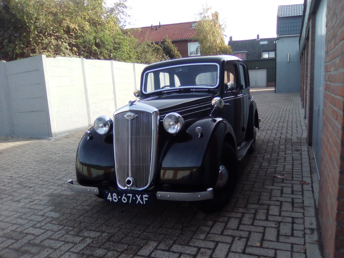 Wolseley 8, 1947 For Sale (picture 2 of 6)