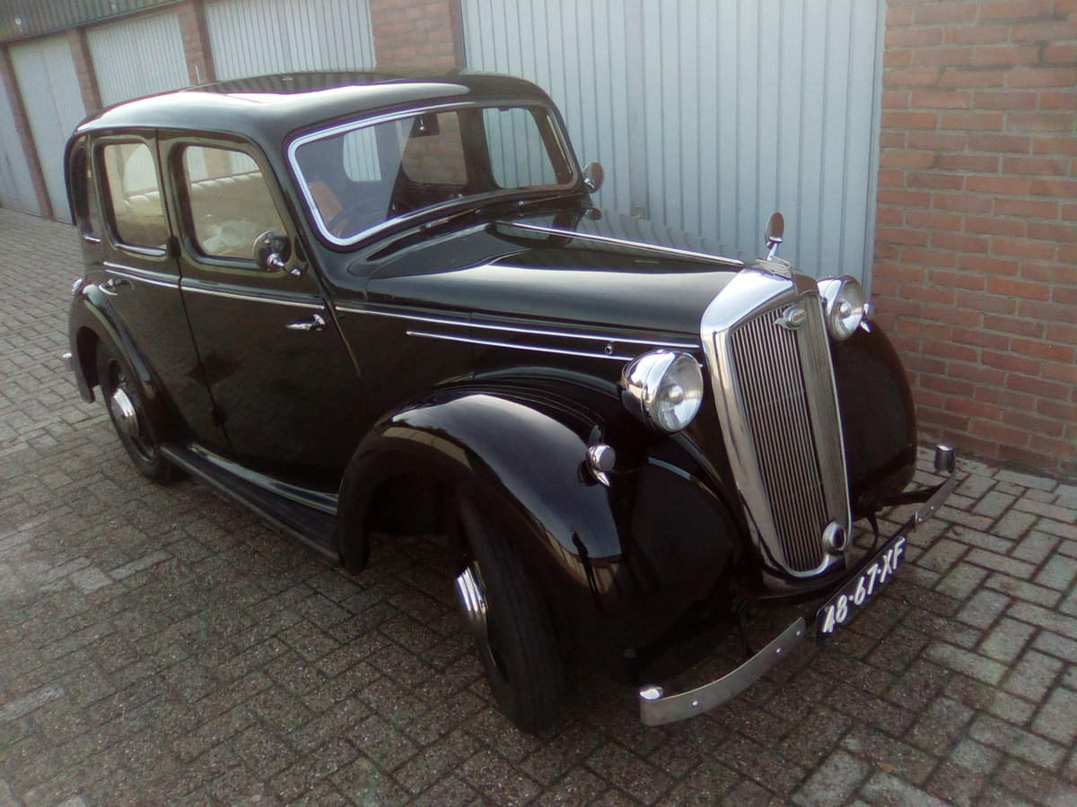 Wolseley 8, 1947 For Sale (picture 4 of 6)