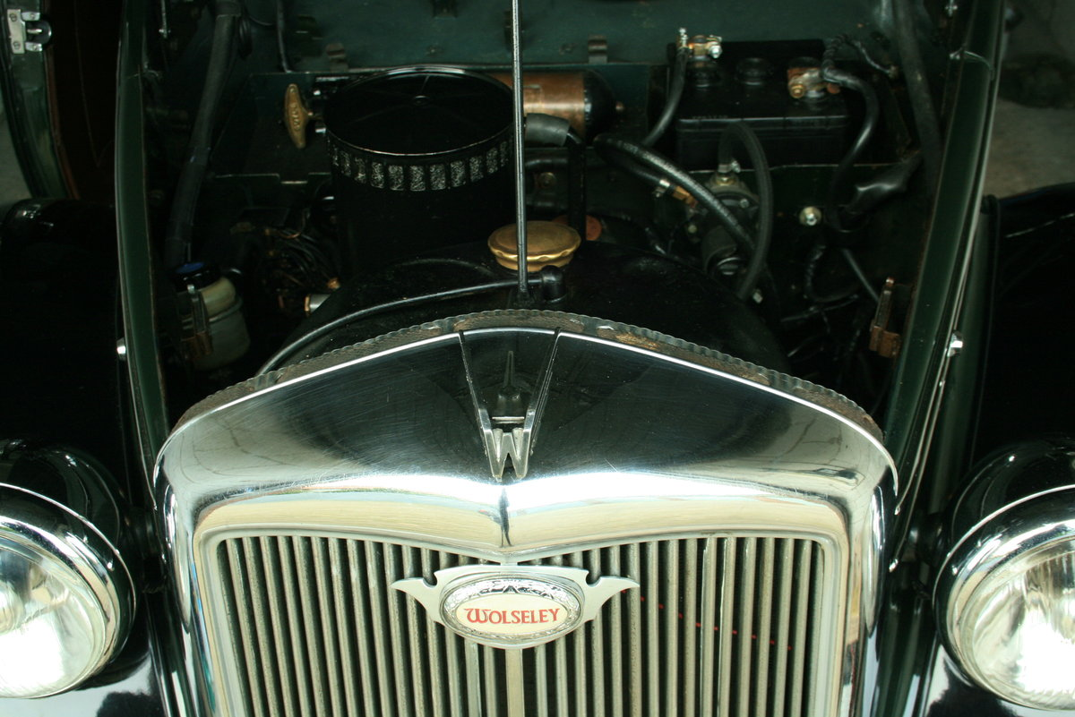 Wolseley 8, 1947 For Sale (picture 5 of 6)