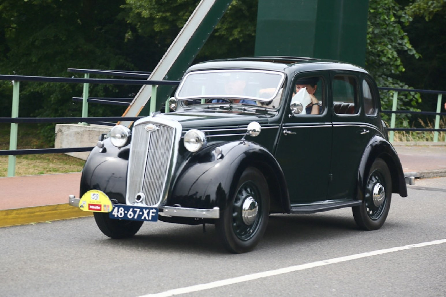 Wolseley 8, 1947 For Sale (picture 6 of 6)