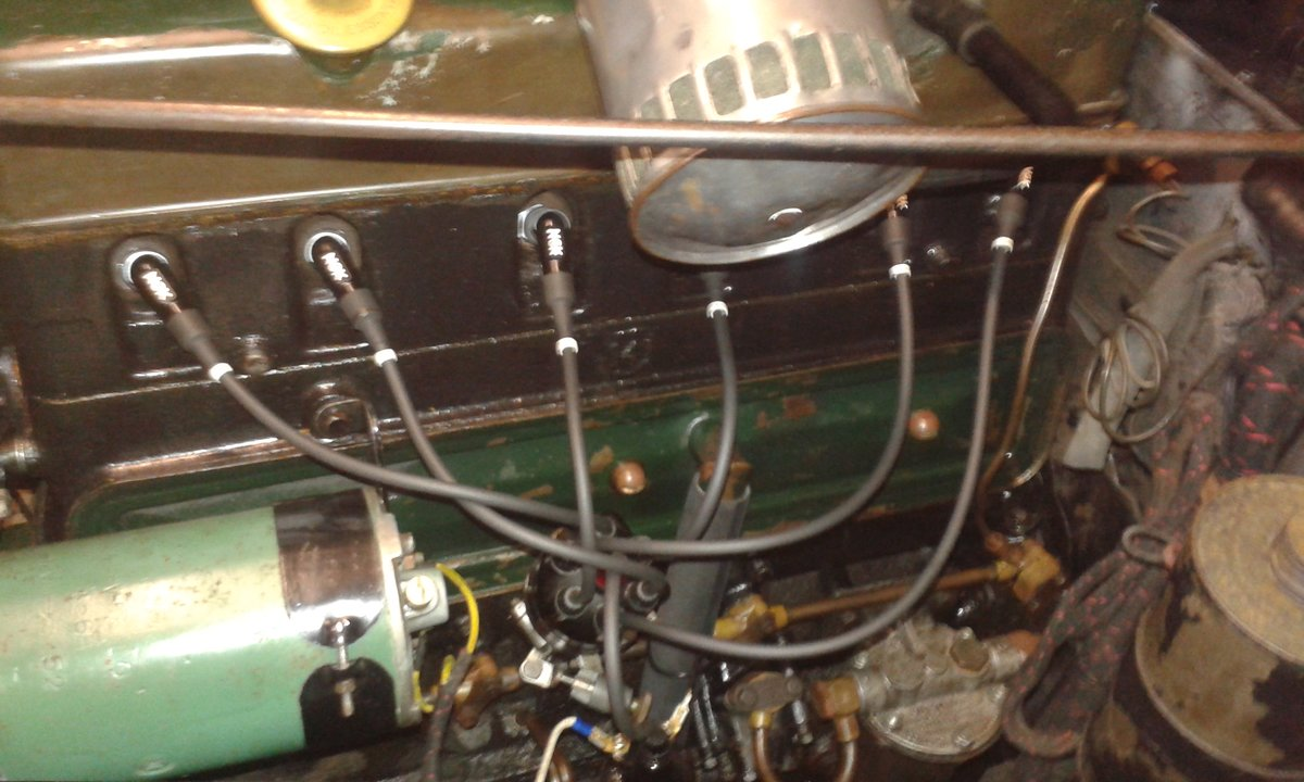 1938 Wolsely 14/56 For Sale (picture 4 of 6)