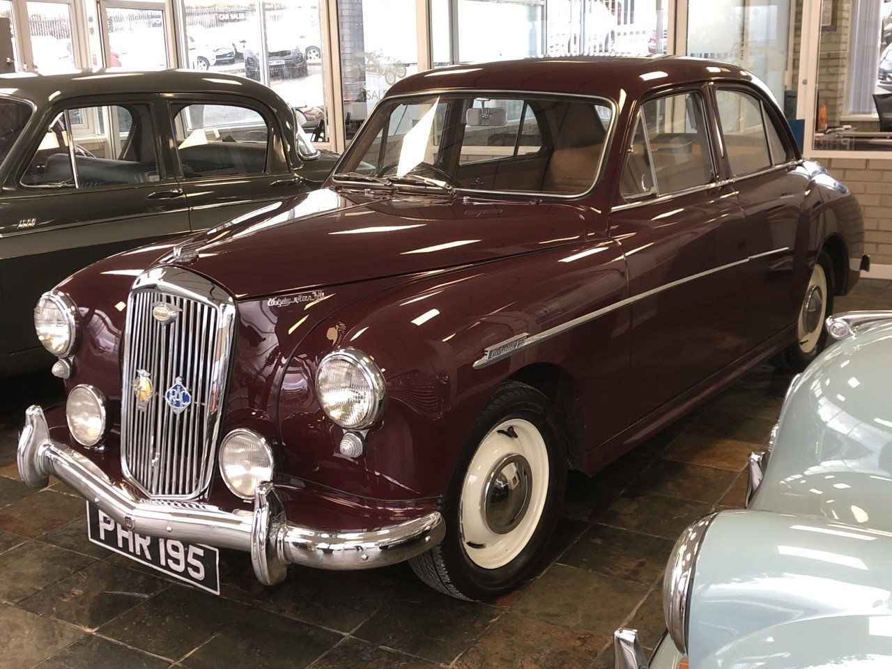 1957 Wolseley 15/50 For Sale (picture 1 of 6)