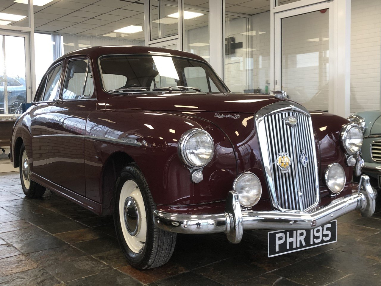 1957 Wolseley 15/50 For Sale (picture 2 of 6)