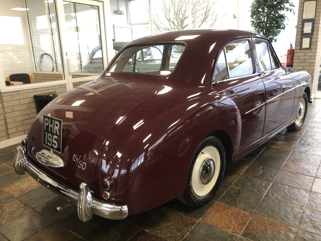 1957 Wolseley 15/50 For Sale (picture 3 of 6)