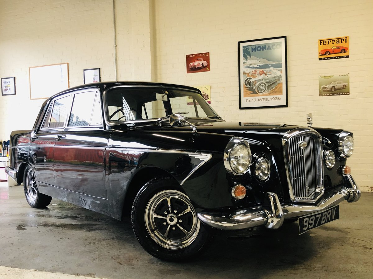 1963 WOLSELEY 6/110 - TELEVISION FEATURED, GREAT VALUE SOLD (picture 1 of 6)