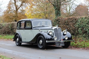 Picture of 1937 Wolseley 18/80 Salon De Ville - Extensive history, TV/Film  SOLD
