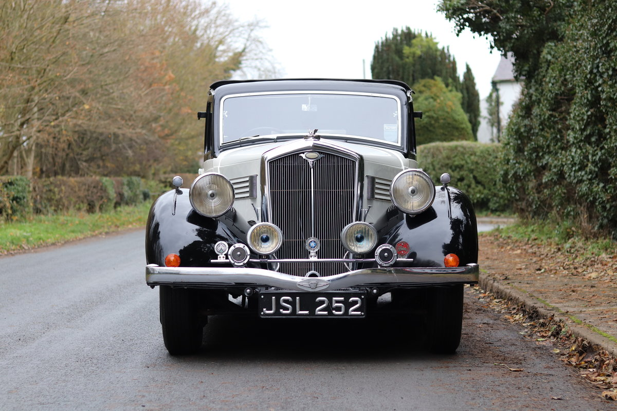 1936 Wolseley 21 Tickford Drop Head Coupe  For Sale (picture 2 of 21)