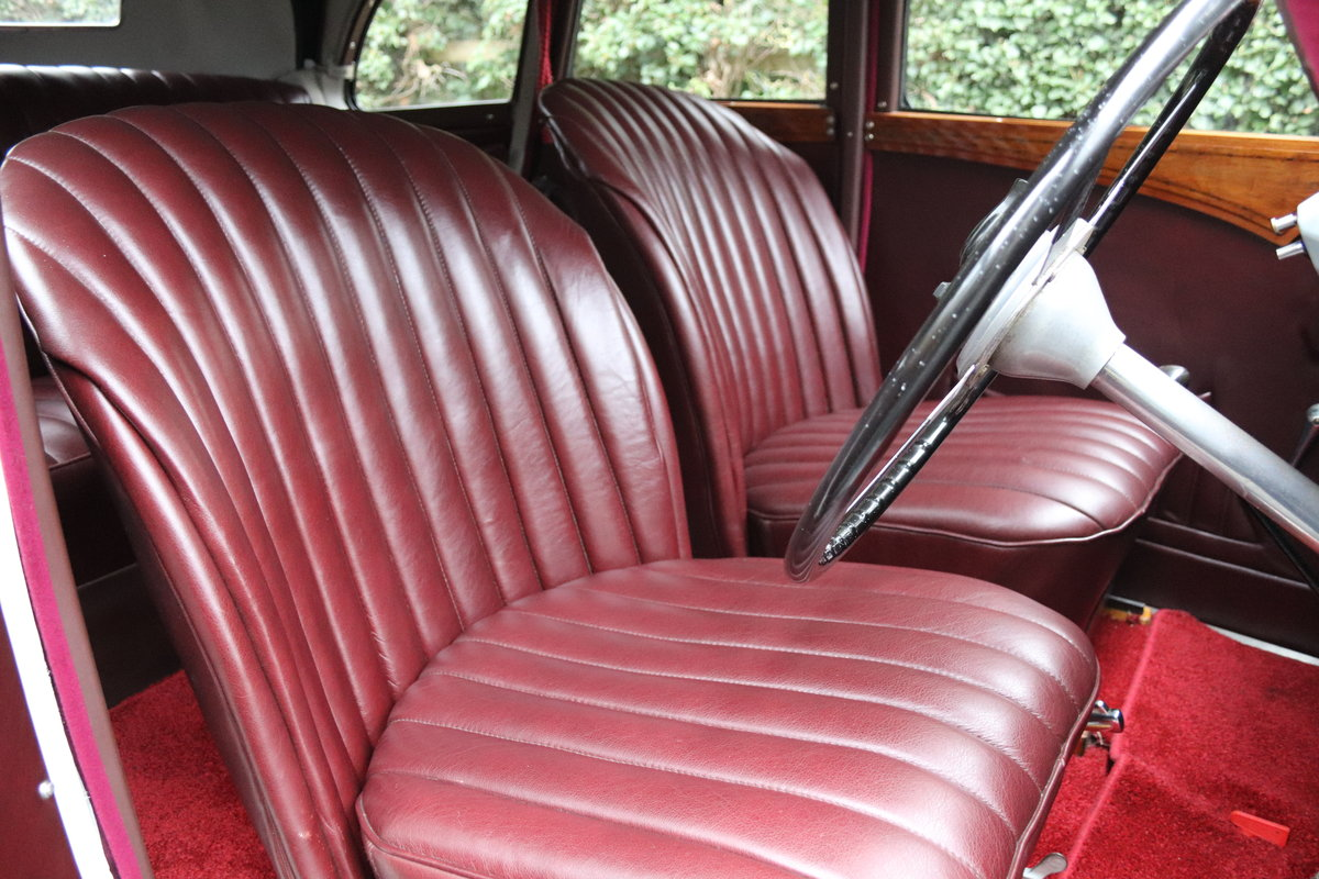 1936 Wolseley 21 Tickford Drop Head Coupe  For Sale (picture 10 of 21)