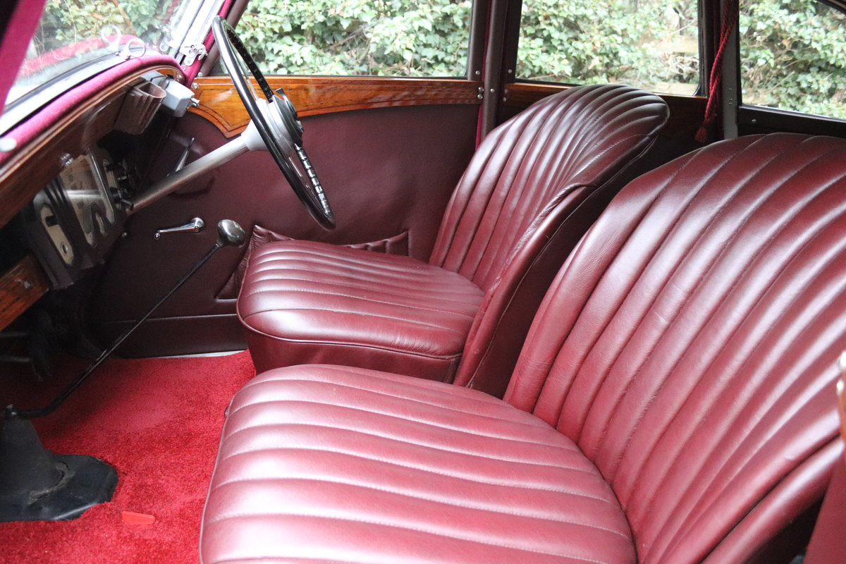 1936 Wolseley 21 Tickford Drop Head Coupe  For Sale (picture 12 of 21)