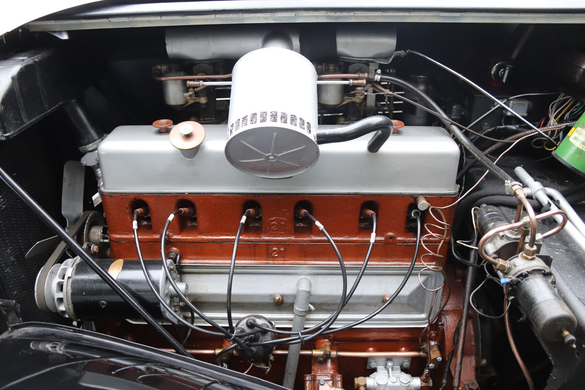 1936 Wolseley 21 Tickford Drop Head Coupe  For Sale (picture 17 of 21)