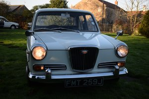 1971 WOLSELEY 1300 MARK II AUTO - LOVELY WITH LOW MILES!