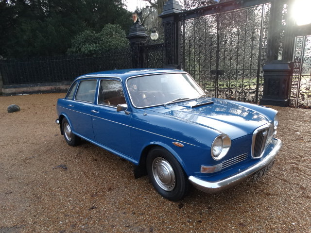1972 1973 WOLSELEY SIX AUTO *only 44,000 miles* For Sale (picture 1 of 6)