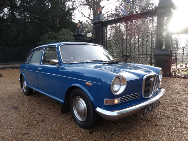 1972 1973 WOLSELEY SIX AUTO *only 44,000 miles* For Sale (picture 2 of 6)