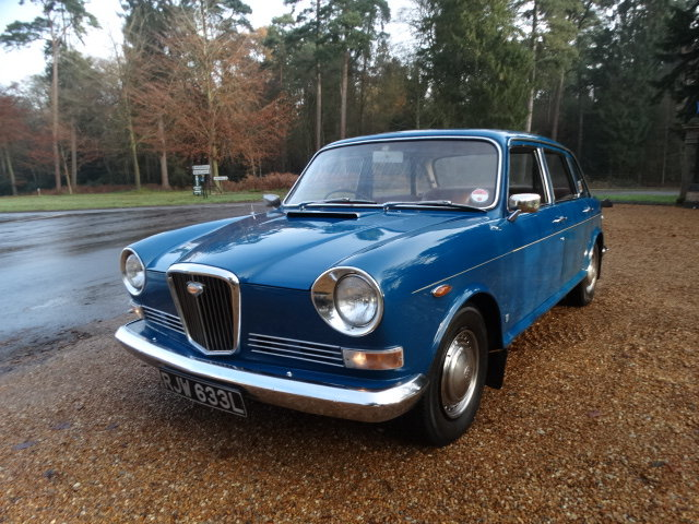 1972 1973 WOLSELEY SIX AUTO *only 44,000 miles* For Sale (picture 3 of 6)