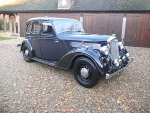 Picture of 1936 Wolseley 14/56 Saloon SOLD