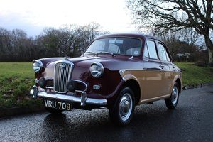 Wolseley 1500 1958 - To be auctioned 31-01-20 For Sale by Auction