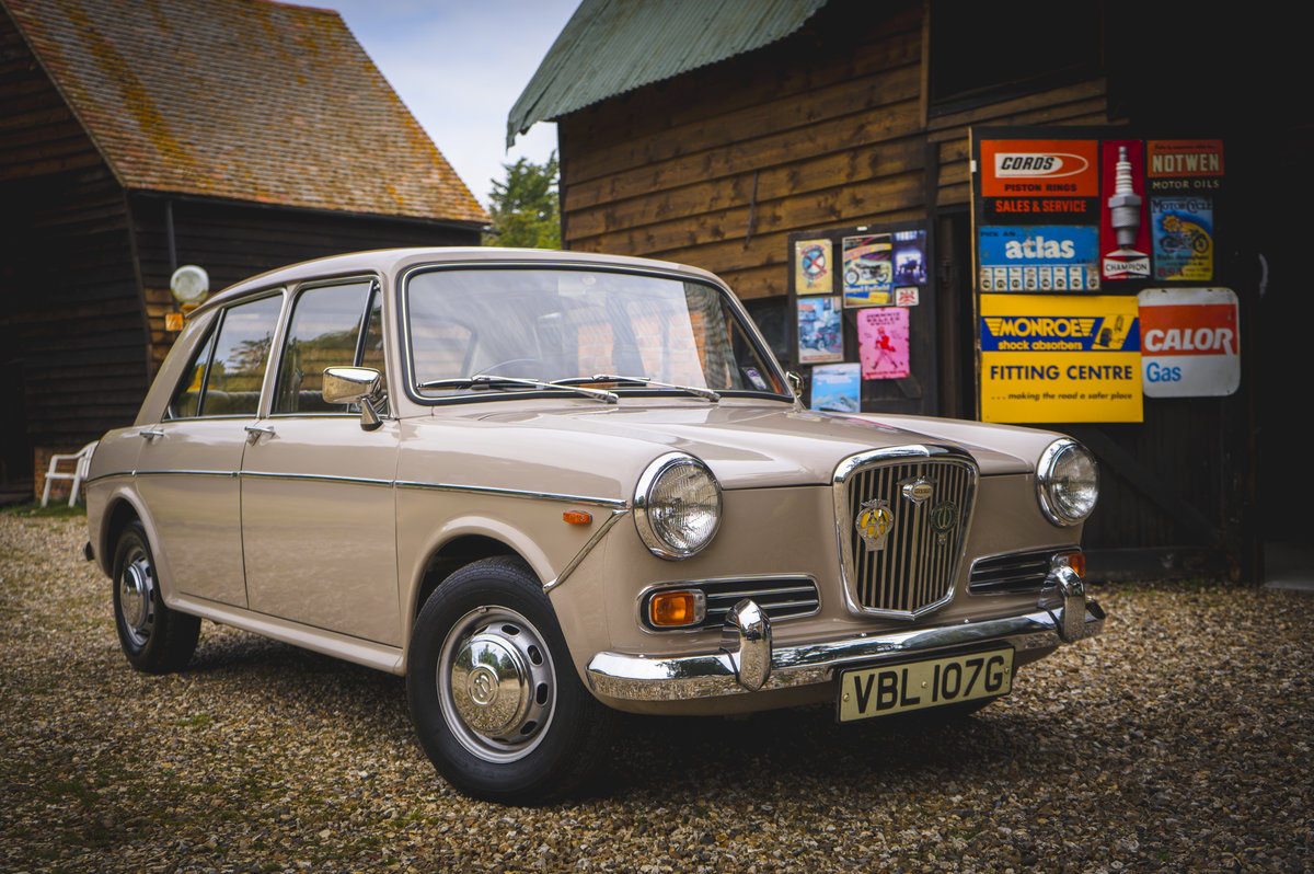 1968 Wolseley 1300 MK2 Genuine Original For Sale (picture 1 of 6)