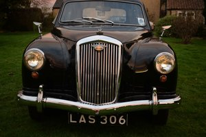 1955 WOLSELEY 4/44 - SO SOUND, GREAT ENGINE & DRIVER! SOLD