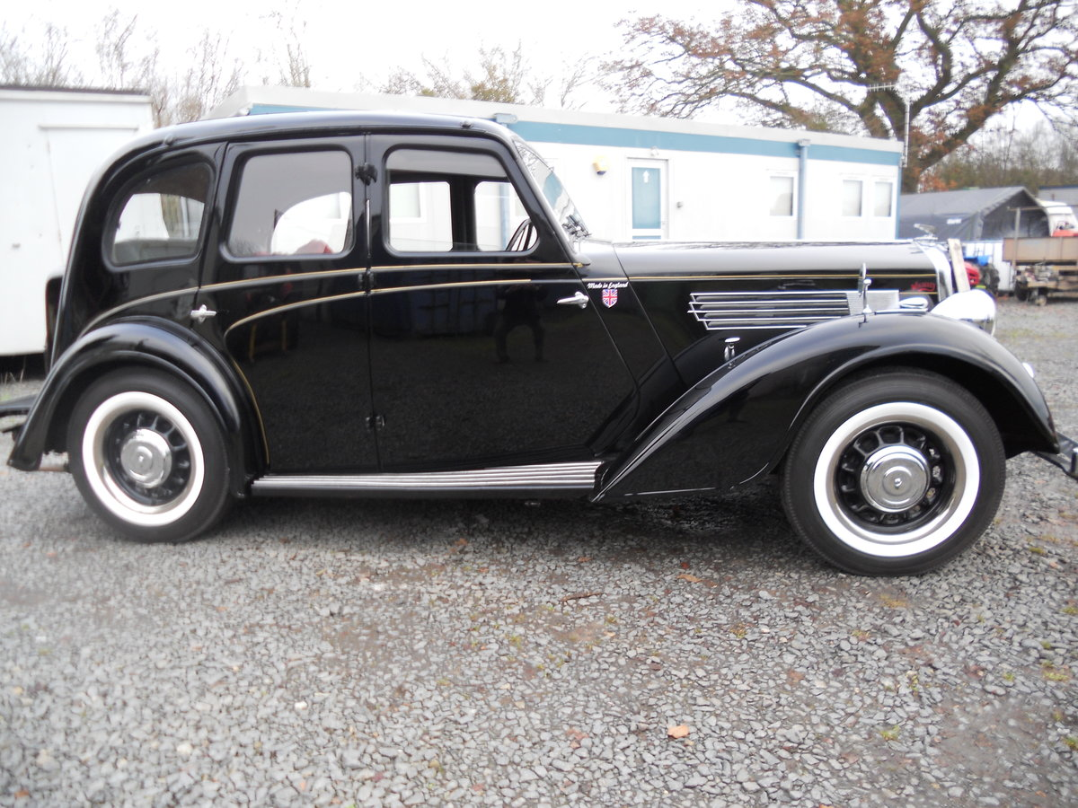 1938 Wolseley 14/56 For Sale (picture 2 of 6)