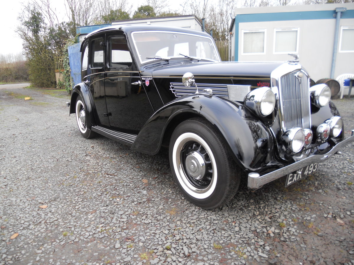 1938 Wolseley 14/56 For Sale (picture 3 of 6)