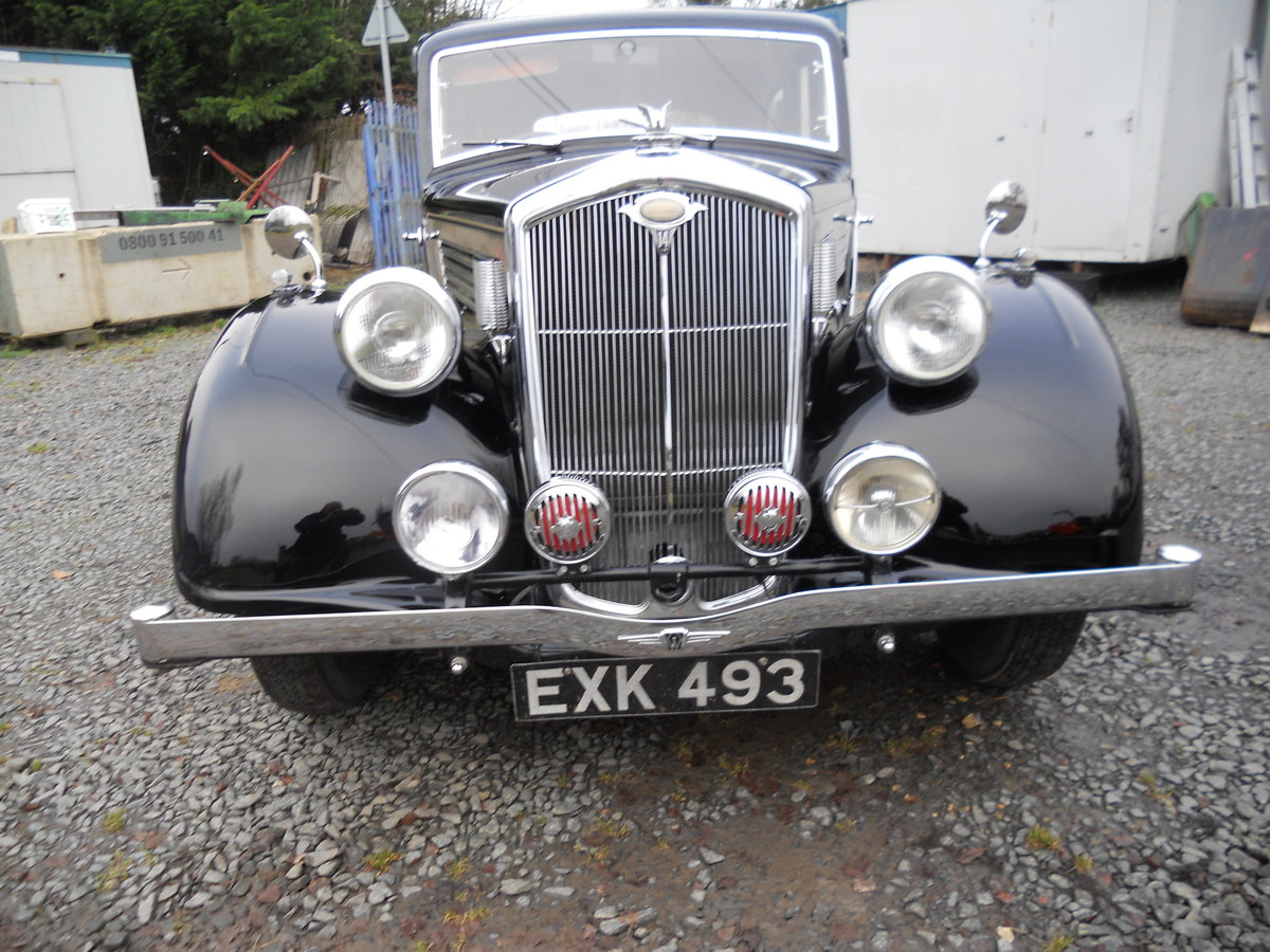 1938 Wolseley 14/56 For Sale (picture 4 of 6)