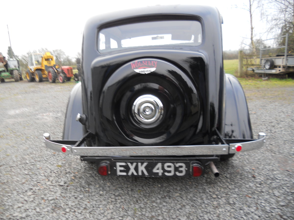 1938 Wolseley 14/56 For Sale (picture 5 of 6)