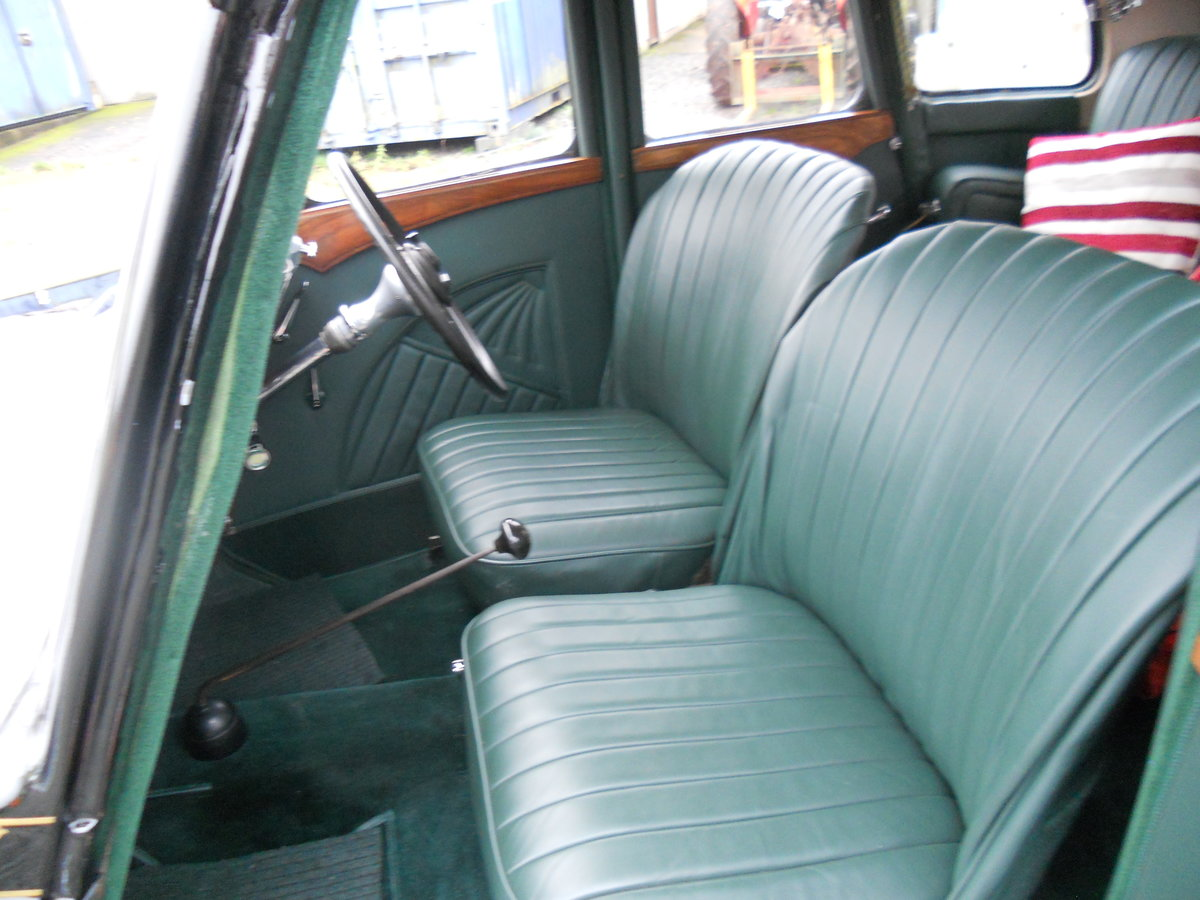 1938 Wolseley 14/56 For Sale (picture 6 of 6)