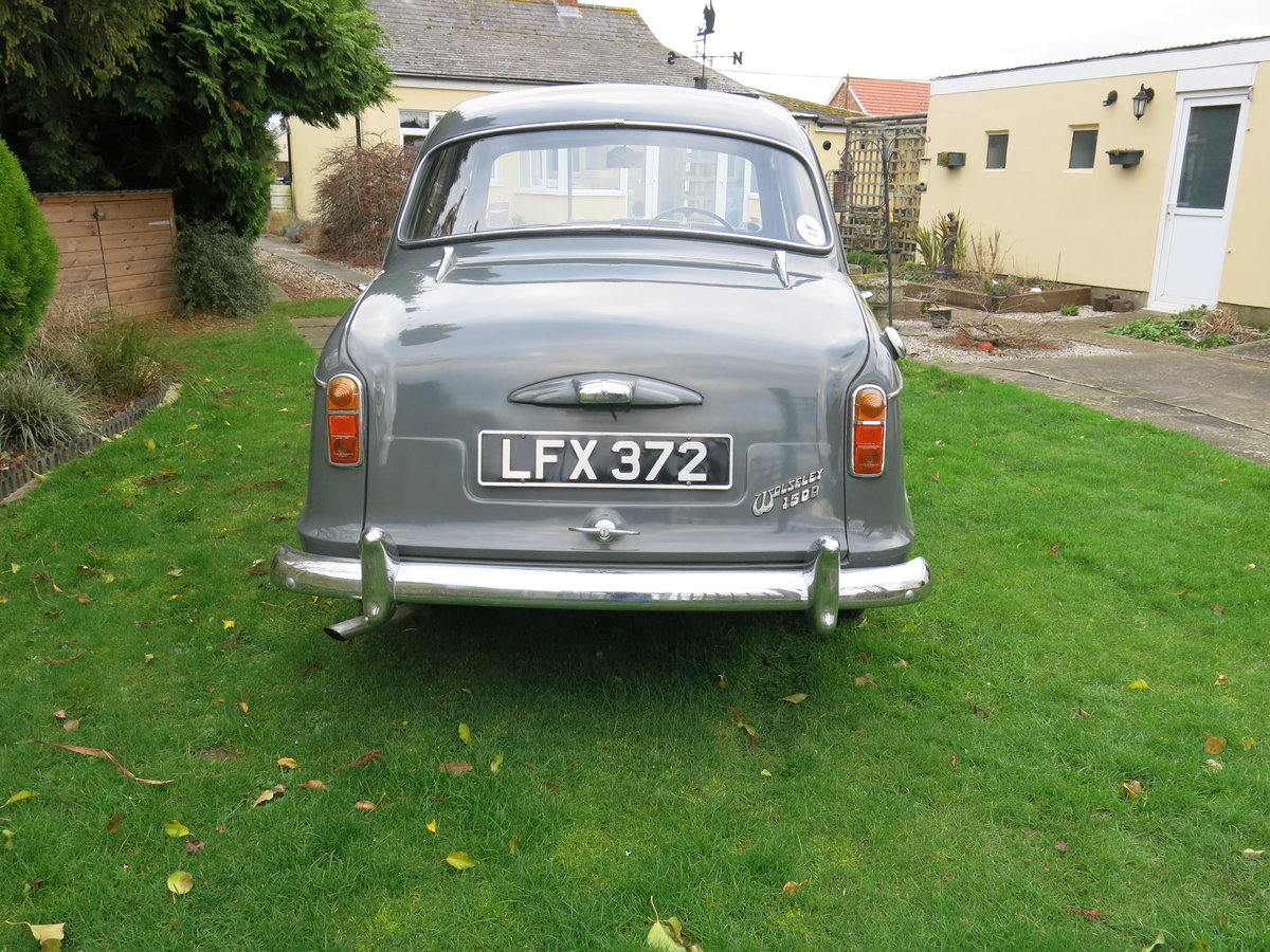 1957 Wolseley 1500 SOLD (picture 3 of 6)