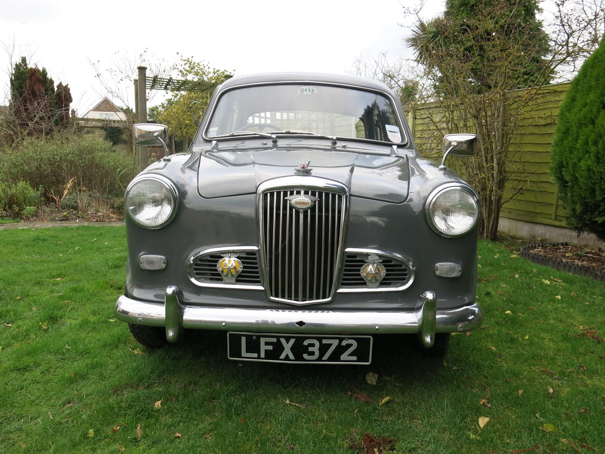 1957 Wolseley 1500 SOLD (picture 6 of 6)