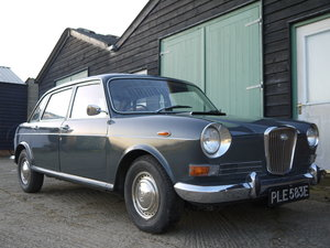 1967 WOLSELEY 18/85 AUTOMATIC WITH PAS - 18K MILES FROM NEW !! SOLD