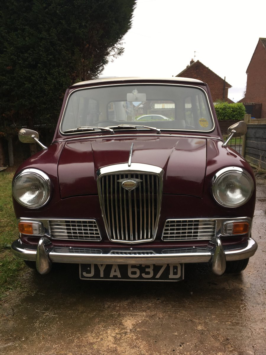 1966 Wolseley hornet For Sale (picture 1 of 6)
