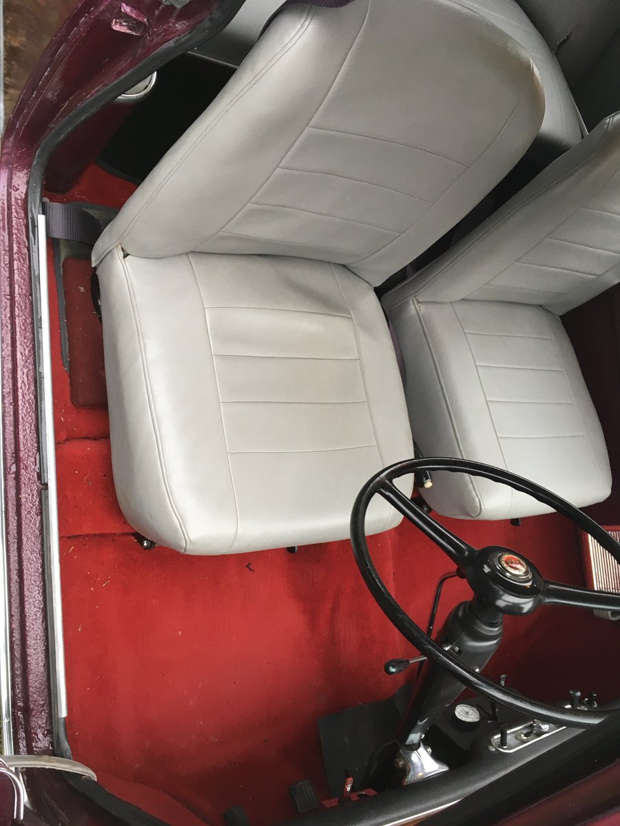 1966 Wolseley hornet For Sale (picture 3 of 6)
