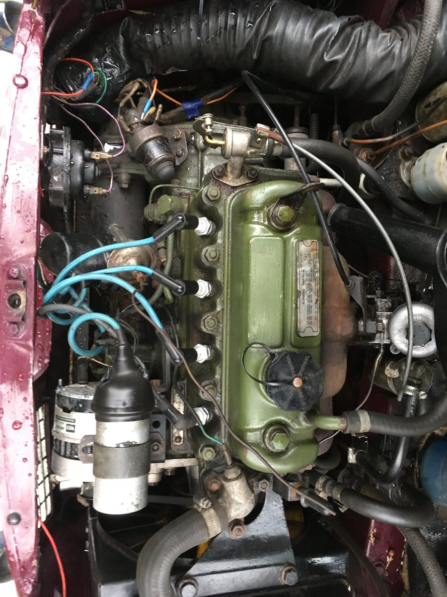 1966 Wolseley hornet For Sale (picture 5 of 6)