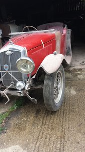 1935 Wolseley Hornet Special For Sale