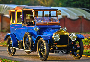 1912 Wolesley 16/20  Open Drive all weather Cabriolet