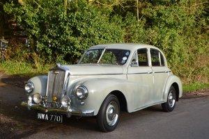 1951 Wolseley 4/50 Saloon