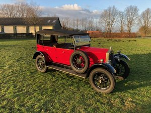 1926 Wolseley 11/22 Open Tourer