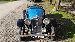 1934 Wolseley Hornet Special For Sale