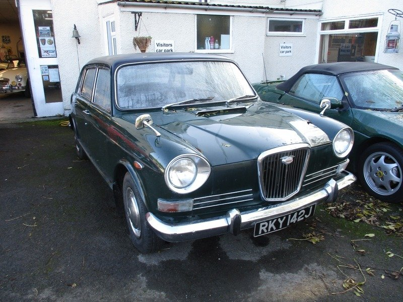 1971 WOLSELEY - GOOD CONDITION For Sale (picture 1 of 3)