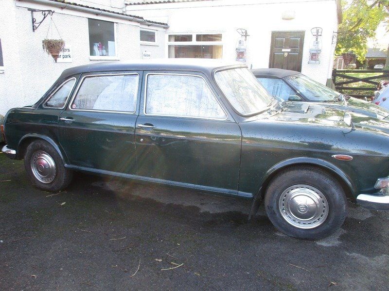 1971 WOLSELEY - GOOD CONDITION For Sale (picture 3 of 3)