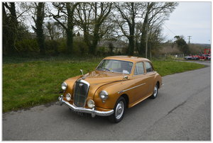1954 Fully restored Wolseley Four-forty four.