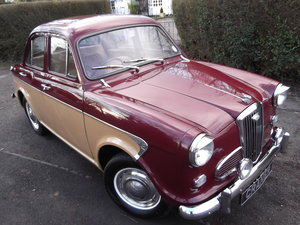 Picture of 1958 Wolseley 1500 SOLD