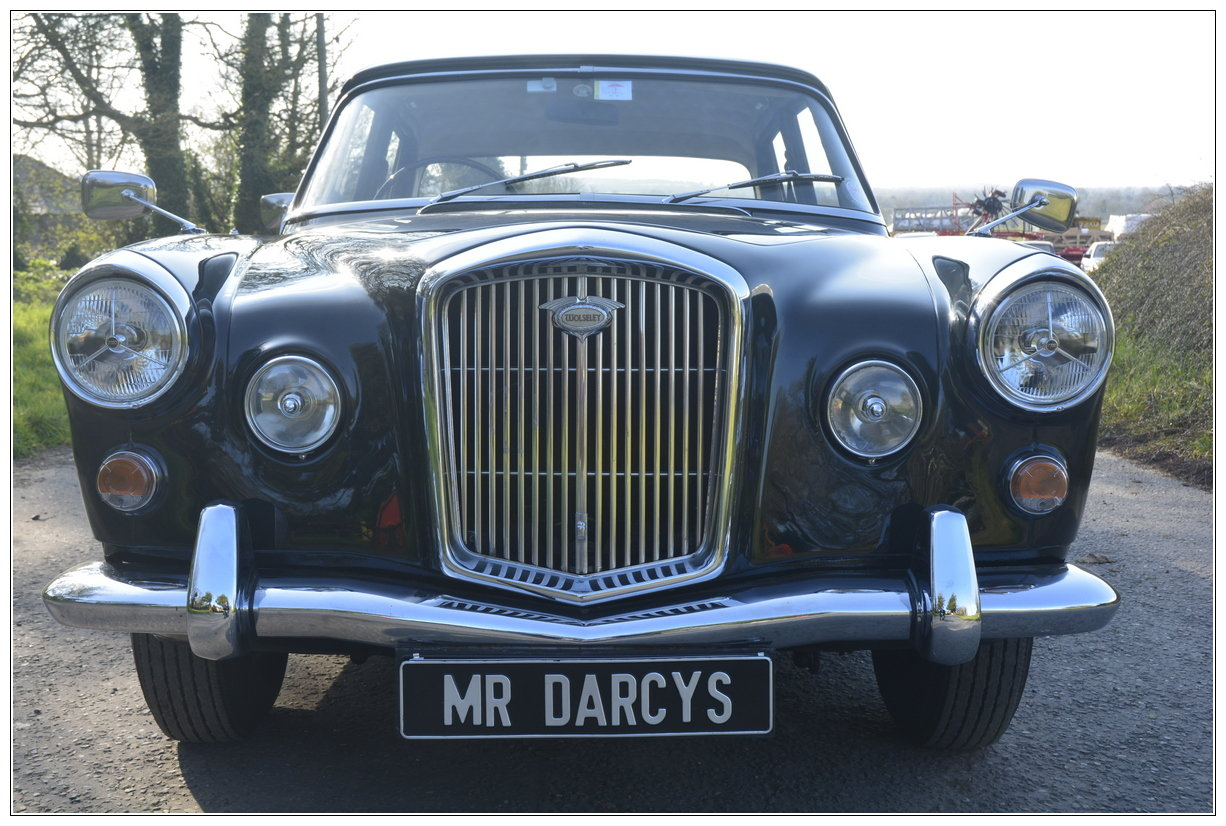 1965 Stunning Wolseley 6/110 For Sale (picture 1 of 6)